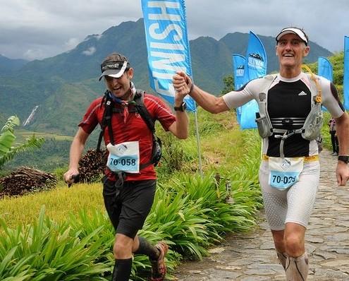 3rd international marathon in Sapa - Online Vietnam visa service