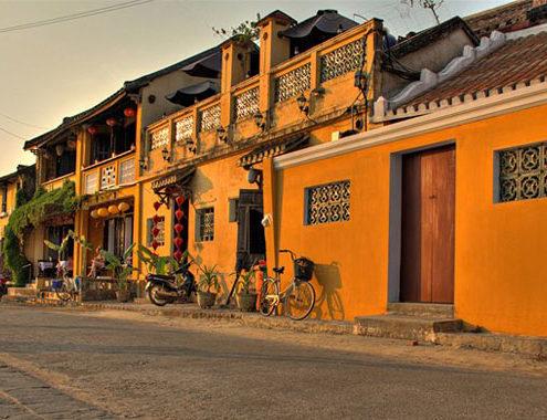 Hoi An - yellow City of Vietnam - Vietnam visa in India
