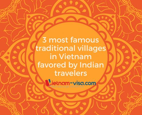 3 most famous traditional villages in Vietnam favored by Indian travelers - Vietnam visa