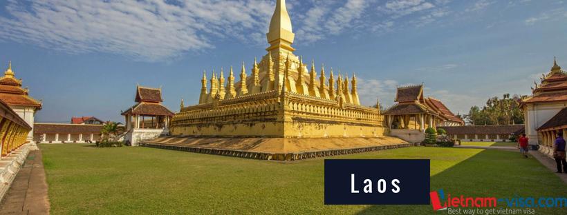 Laos - Vietnam visa online for Indians
