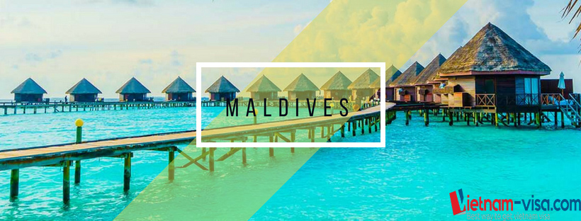 Maldives - Vietnam visa for Indians