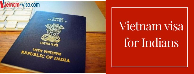 Vietnam visa for Indians