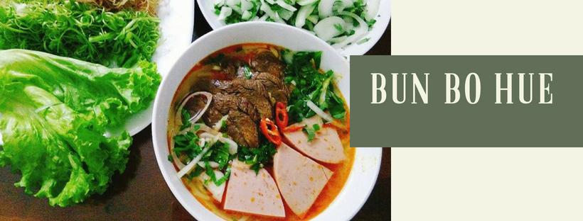 Bún bò Huế - Hue beef noodle soup - Vietnam visa easy